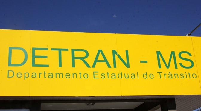 Detran-MS anuncia mutirão de serviços aos sábados para agilizar fila