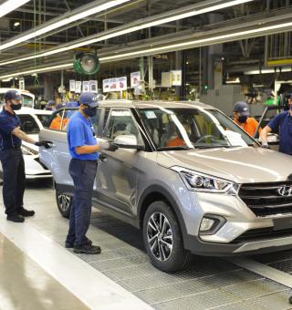 Hyundai abre seletivas com vagas de emprego no interior de São Paulo