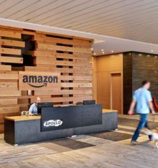 Vagas de emprego na Amazon oferecem 70 oportunidades para área de TI