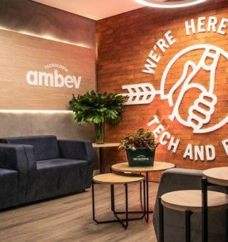 Ambev anuncia 308 vagas de emprego para profissionais de tecnologia