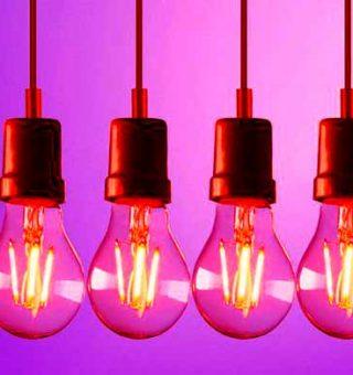 Como economizar na conta de luz? Bandeira vermelha começa em maio