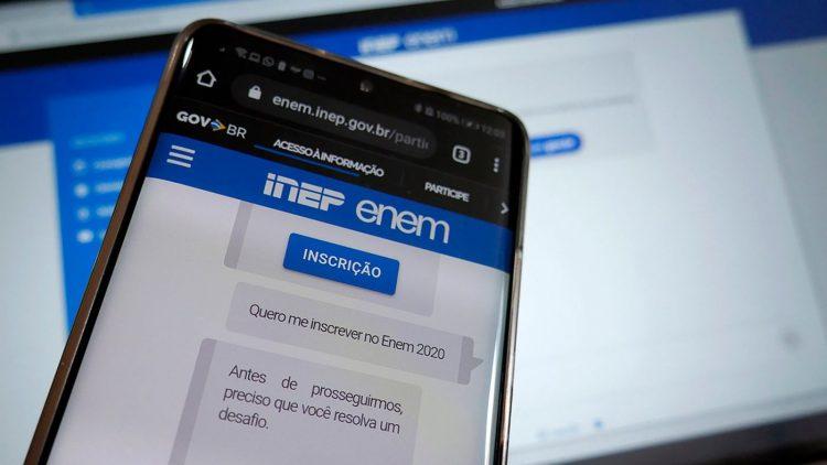 Pedido de isenção da taxa do ENEM termina esta semana; veja regras