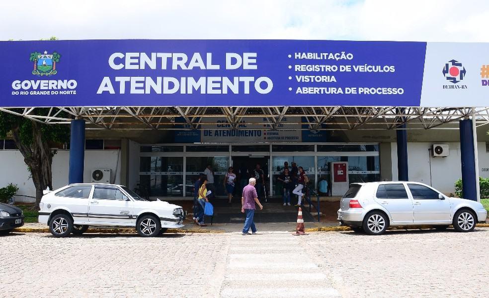 Detran entra em greve no Rio Grande do Norte e cidadãos são prejudicados