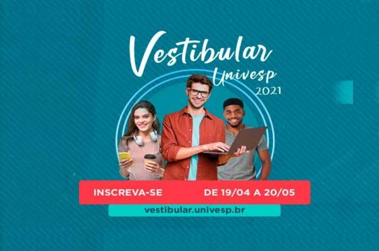 Vestibular da Univesp com cursos gratuitos finaliza inscrições hoje (20)