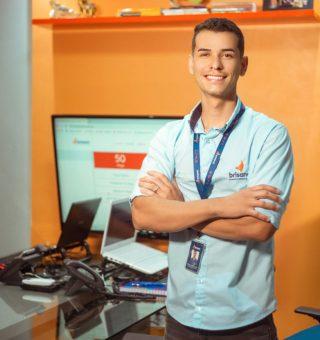 Brisanet abre 600 vagas de emprego entre aprendiz e CLT; inscreva-se
