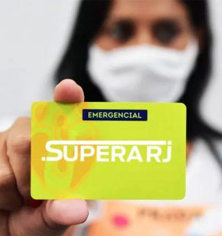 Supera RJ completa três meses com 50 mil inscritos sem cartão de pagamento