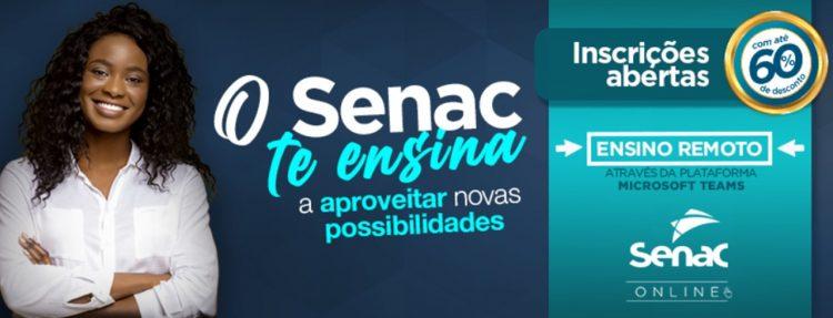 SENAC-BA tem 4 mil vagas em cursos com mensalidades a partir de R$ 40
