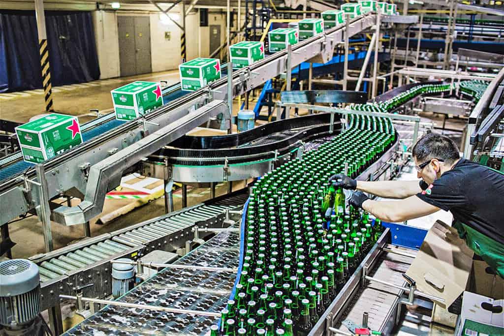 Vagas de emprego abertas na Heineken em 5 estados brasileiros