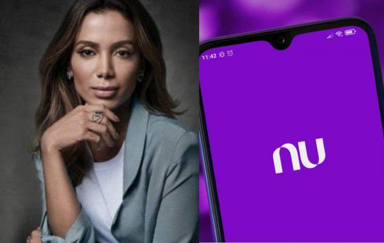 Anitta entra no conselho do Nubank em estratégia para alcançar novas classes