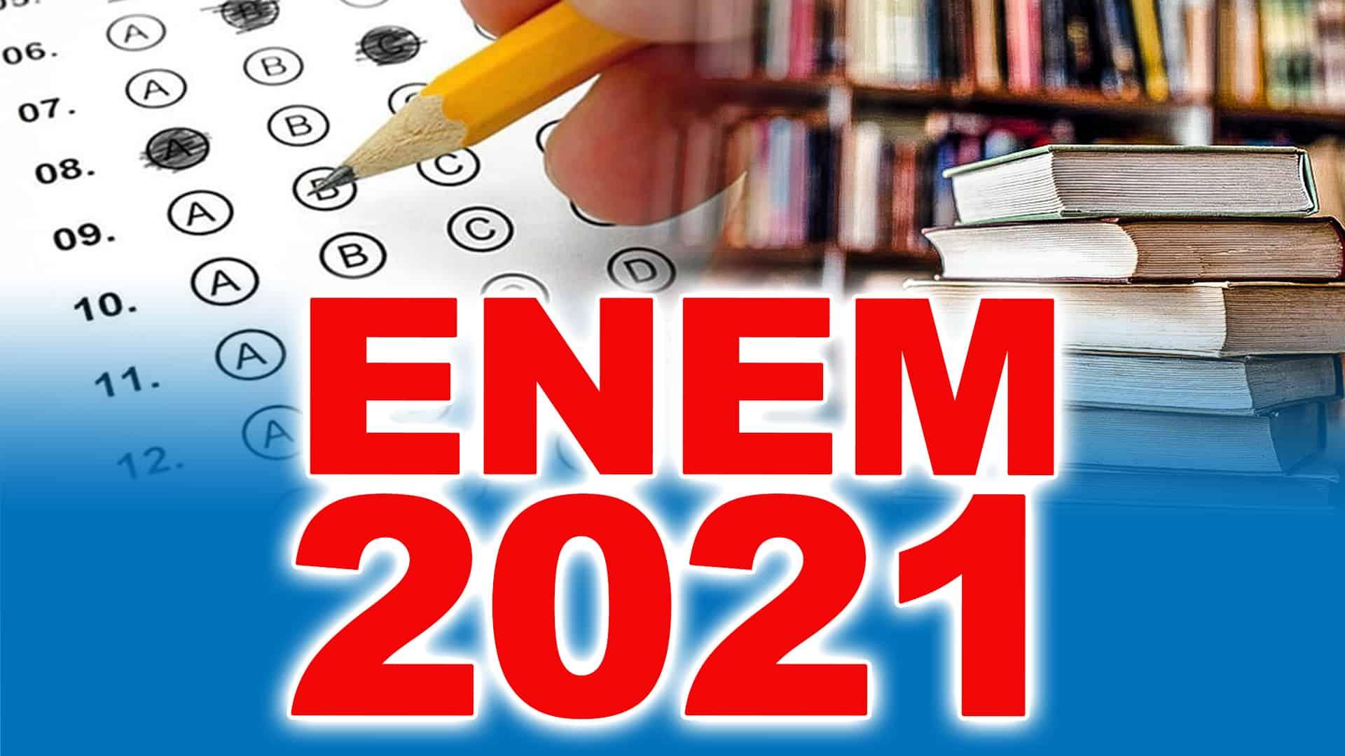 ENEM 2021: Inscrições, novidades da prova e como fazer login no INEP