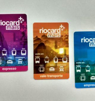 Último dia para trocar cartão RioCard Mais aceito no VLT e metrô