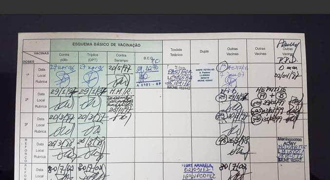 Carteira de Vacinação Digital é liberada em São Paulo; veja como emitir