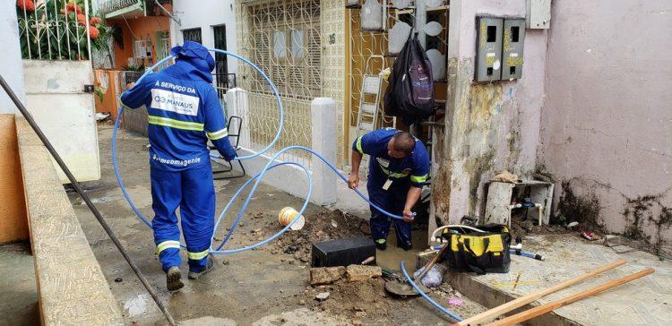 Inscritos na Tarifa Social ficam isentos do corte de água por falta de pagamento