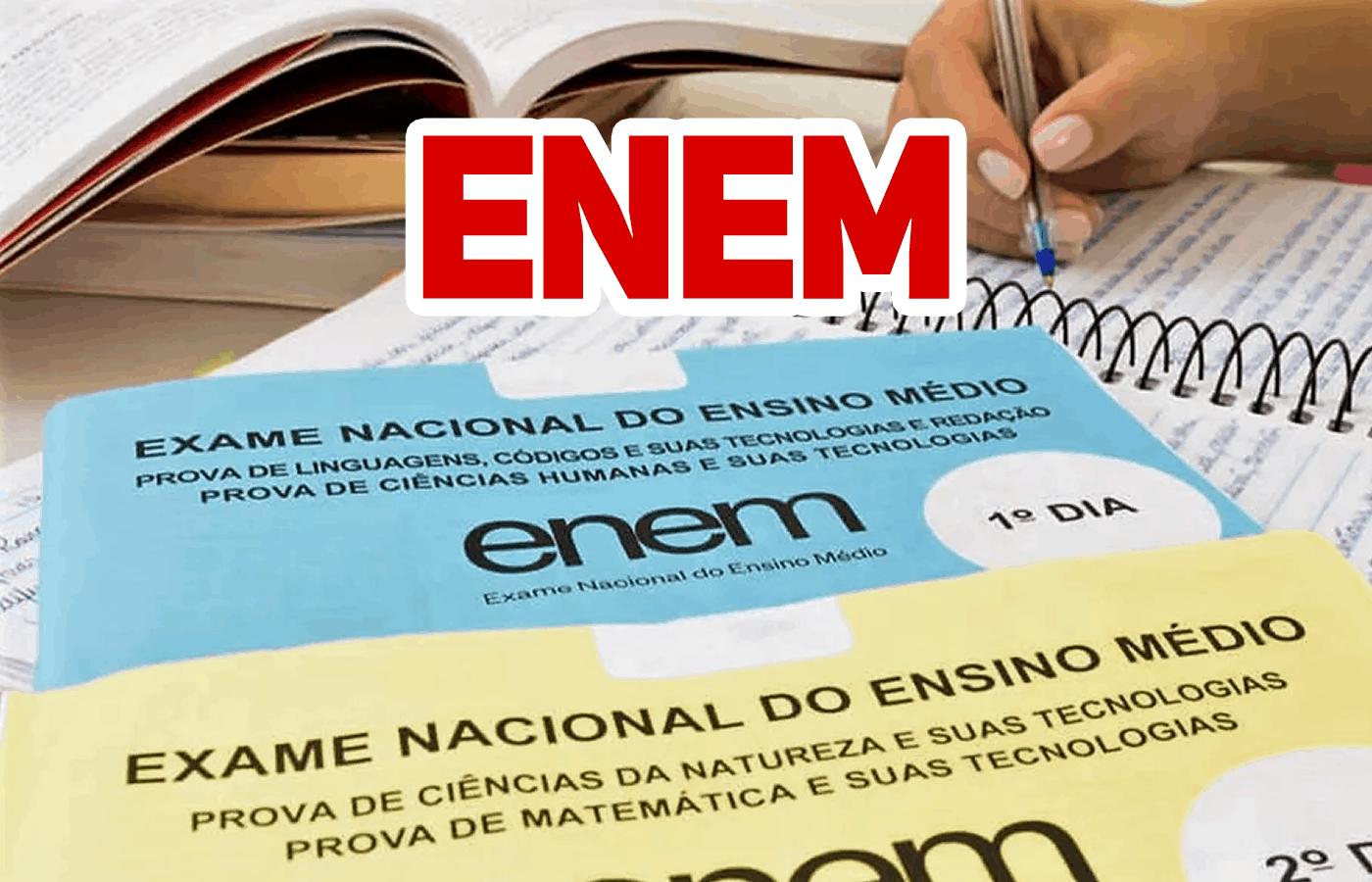 INEP abre inscrições do ENEM 2021 a partir desta quarta (30) para duas versões