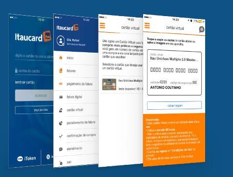 Cartão Virtual do Itaú: Veja como adquirir novo produto para compras online