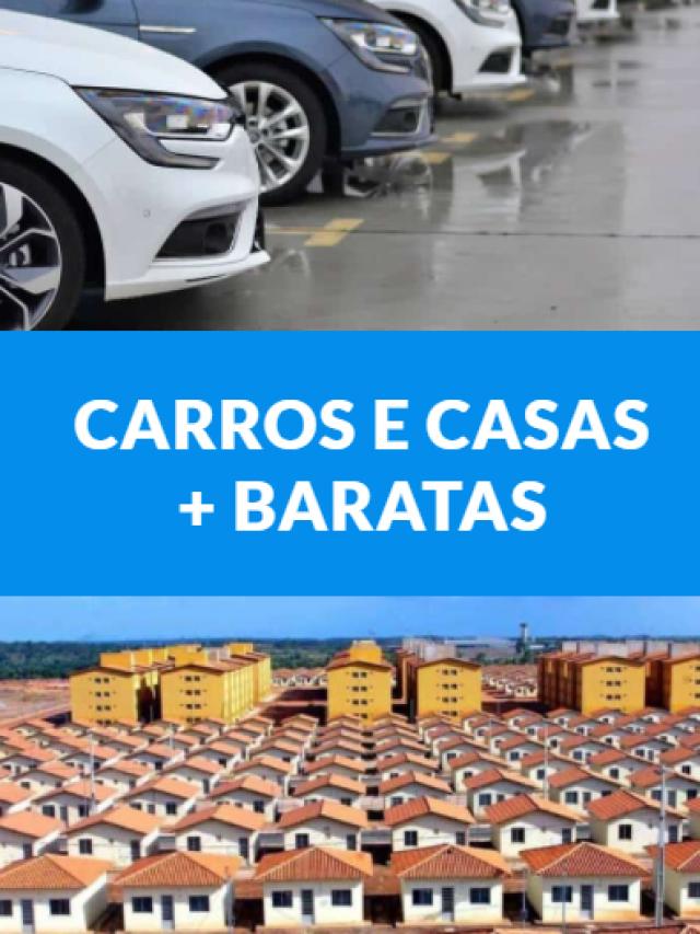 Leilão do Santander tem casas e carros a preço de banana