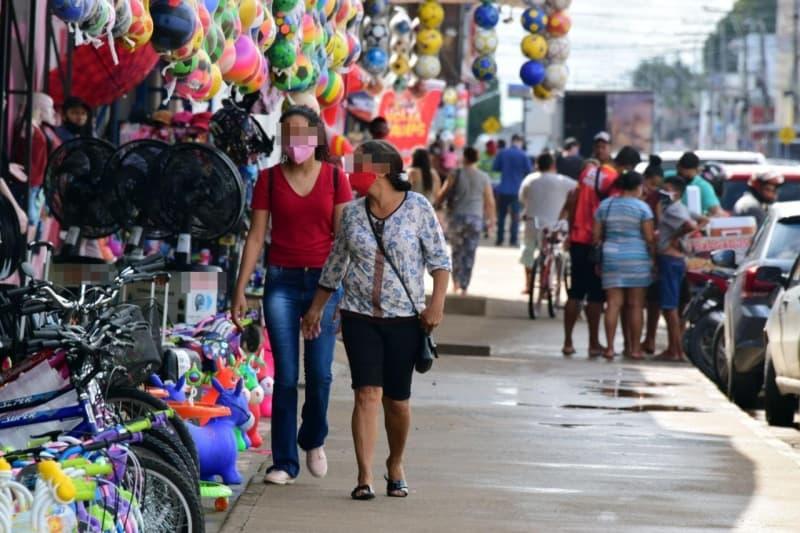 Boa Vista prorroga decreto que flexibiliza comércio no município