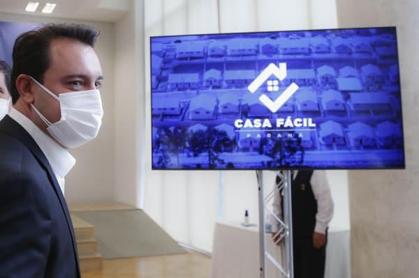 CAIXA e governo criam o Casa Fácil Paraná que oferecerá 30 mil moradias