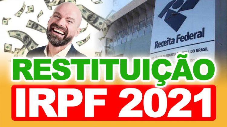 2° lote da restituição do Imposto de Renda 2021 será pago hoje (30)