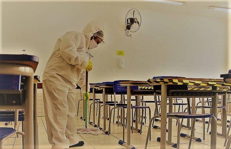 Paraná suspende aulas presenciais após novos casos de COVID-19
