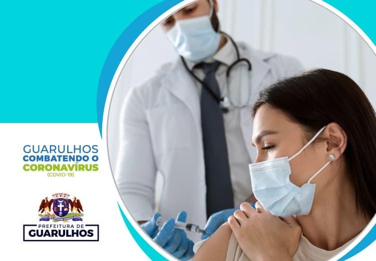 Com volta às aulas, prefeitura de Guarulhos antecipa vacinação de professores
