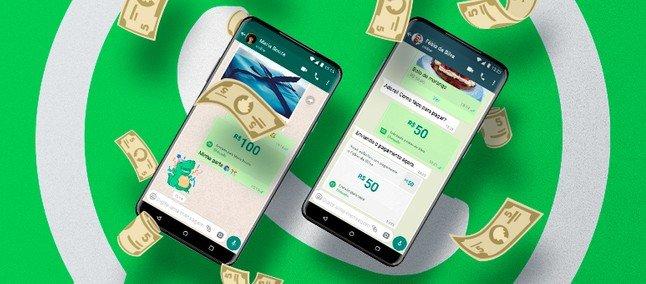 Pagamentos por WhatsApp já começaram; saiba como transferir