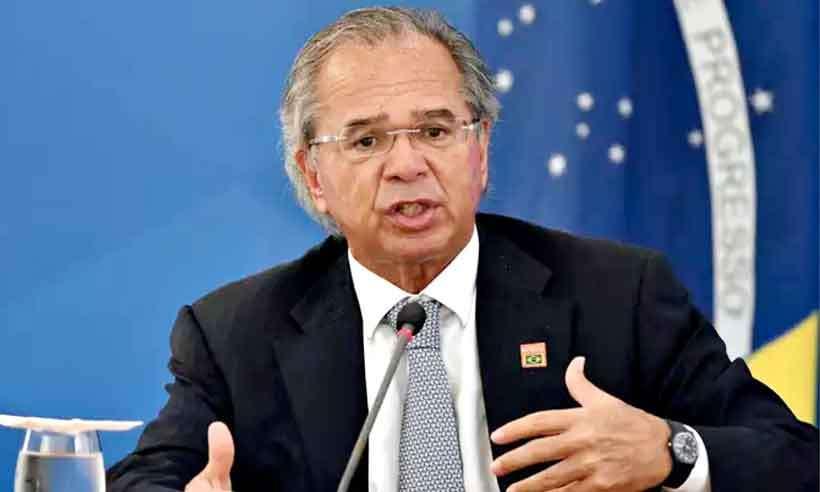 Orçamento 2022 será enviado sem reajuste de valor no Bolsa Família, diz Guedes (Imagem: Edu Andrade/Ascom/ME)