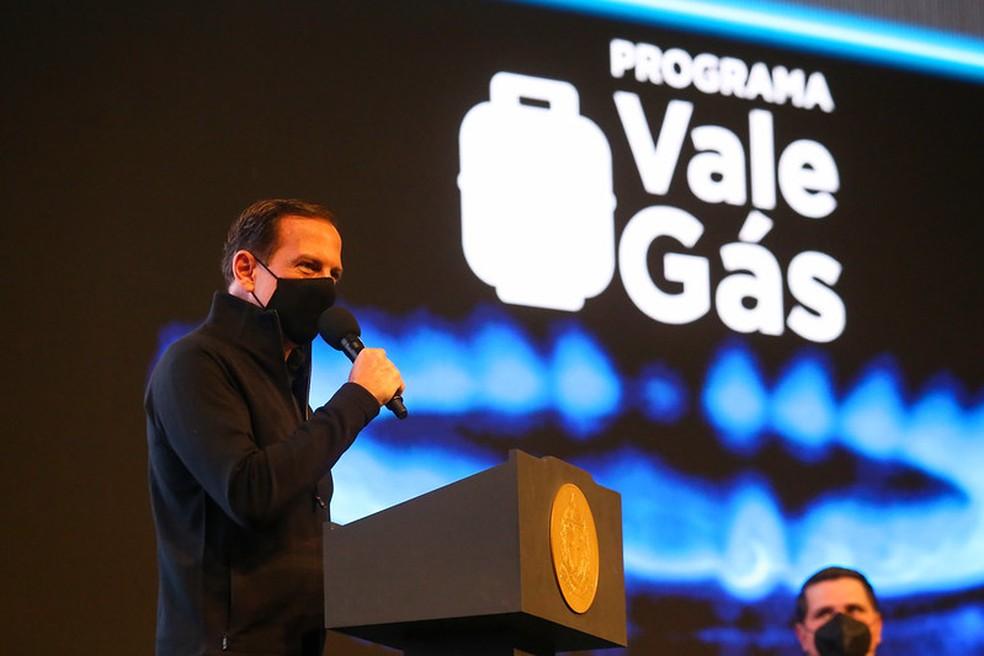 Vale gás em SP já começou; confira como solicitar e conseguir seu benefício