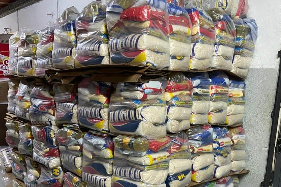 Liberado 4º lote de pagamentos do Auxílio Cesta Básica no Ceará (Imagem: Mega Cidade)