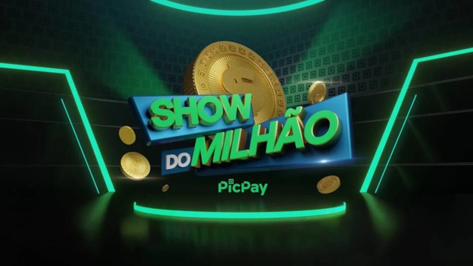 PicPay e SBT anunciam edição especial do programa 'Show do Milhão'