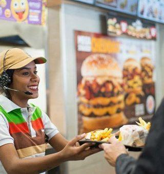 Burger King abre 1 mil vagas de emprego com contratação para todo Brasil