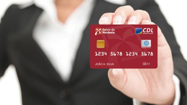 Cartão de Crédito Banco do Nordeste