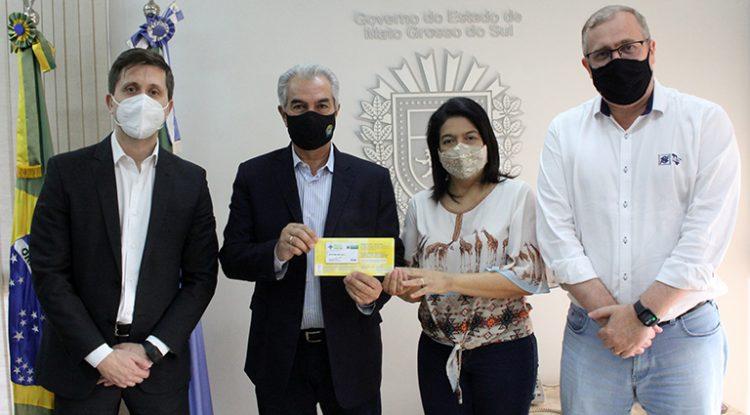 Cartão Mais Social com saldo de R$ 200 libera entregas no Mato Grosso do Sul