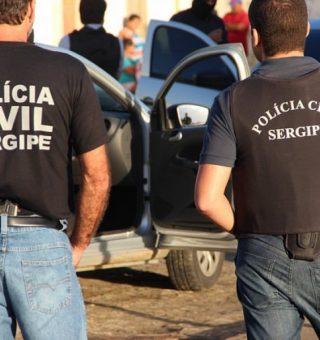 Concurso da Polícia Civil do Sergipe abre inscrições em dois cargos