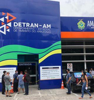 Concurso do DETRAN-AM abre 210 vagas de emprego; salários de R$ 5,5 mil