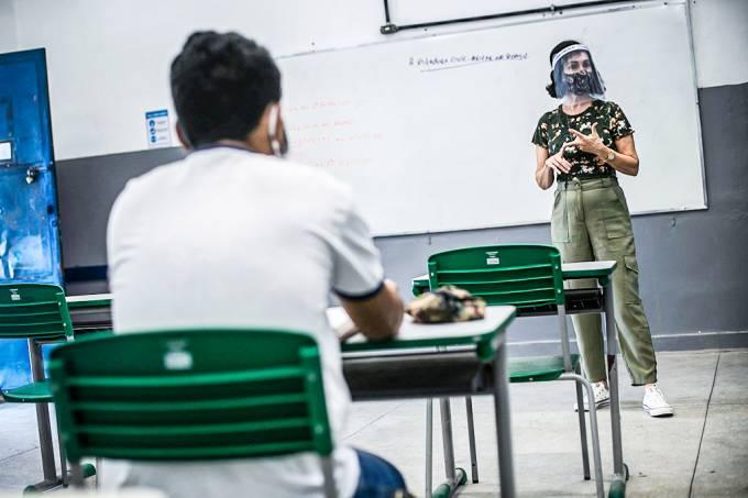 Doria lança programa Bolsa do Povo Educação com pagamento de R$ 500