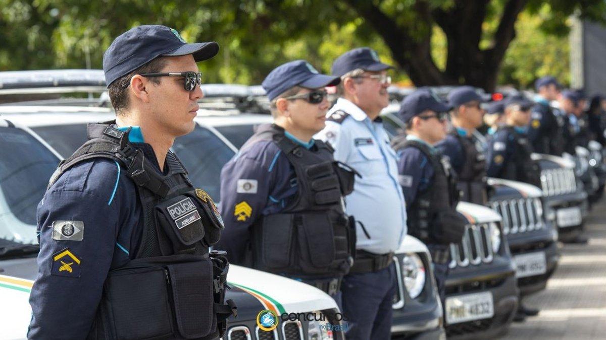 Edital do concurso da PM do Ceará deve ser publicado nesta semana