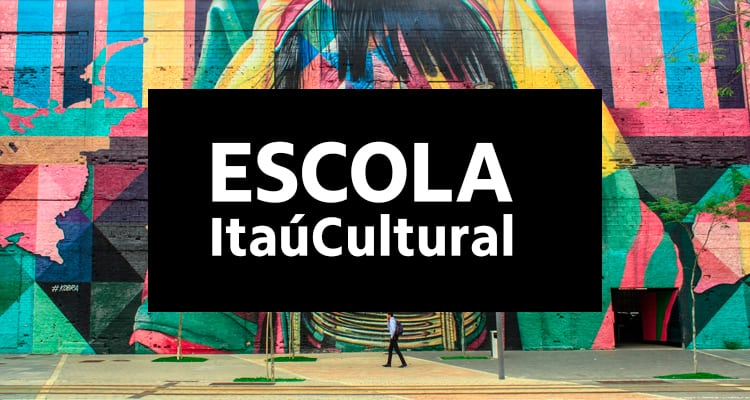 Escola Itaú Cultural abre inscrições para cursos gratuitos