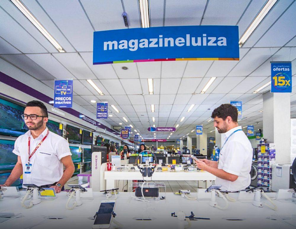 Magazine Luiza abre 50 vagas de emprego exclusivas para o Rio de Janeiro