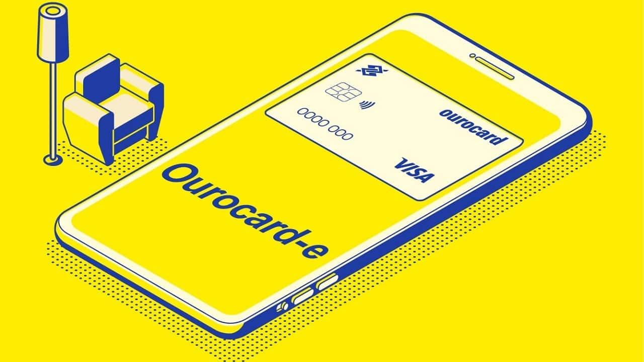Cartão de Crédito Ourocard Pré-pago