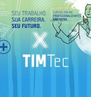 TIM oferece curso gratuito de agronegócio para empresários e estudantes