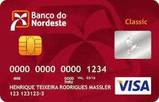 Cartão de Crédito Banco Nordeste