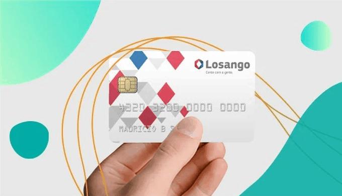Cartão de Crédito Losango