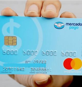 Cartão de Crédito Pré Pago Mercado Pago