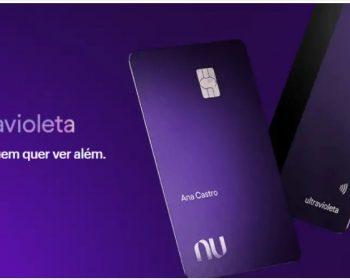 Cartão Nubank Ultravioleta