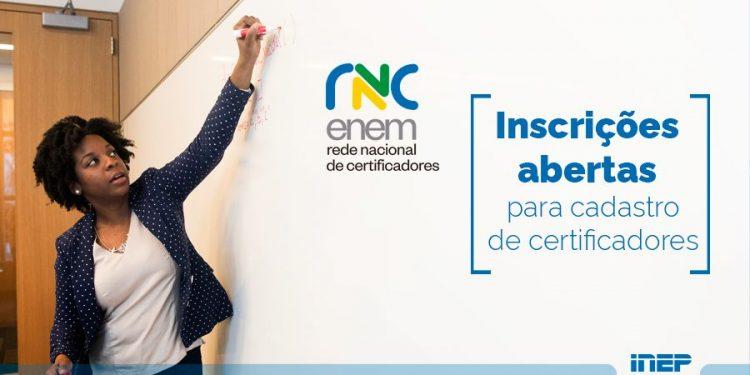 Inscrições abertas para certificadores do ENEM 2021; saiba quem pode participar