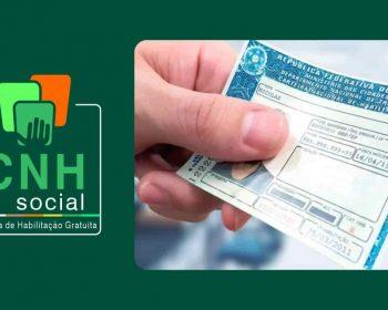 Matrículas abertas para aprovados na 2ª fase da CNH Social do Detran-ES