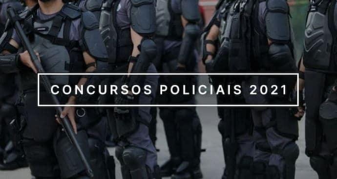 Número de concursos policiais crescem em 2021; veja vagas de empregos