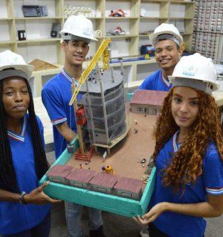 SEC da Bahia abre quase 6,9 mil vagas em cursos gratuitos profissionalizantes