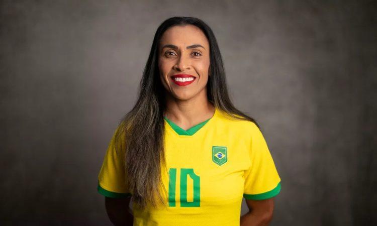 Olimpíadas: Qual salário da Marta, jogadora da seleção brasileira de futebol?
